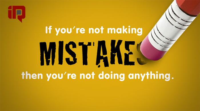 اشتباه یادگیری زبان شماره 1: ترس از اشتباه کردن