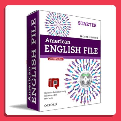 آموزش ویدیویی American English File