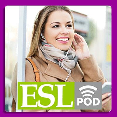 دانلود مجموعه صوتی ای اس ال پادکست ESL Podcast