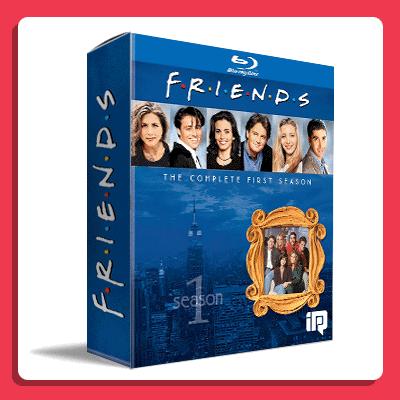 آموزش زبان انگلیسی با سریال Friends