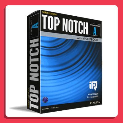 آموزش ویدیویی کتاب های Top Notch