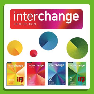 دانلود ویرایش پنجم کتاب های Interchange