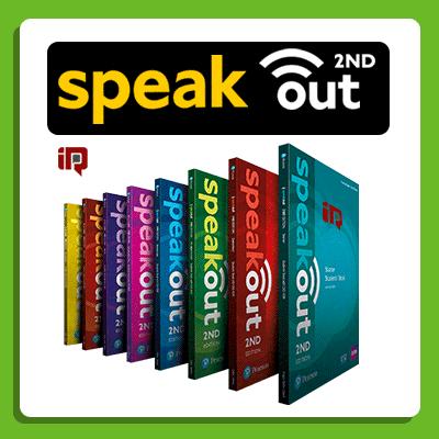 دانلود ویرایش دوم کتاب های Speakout 2nd