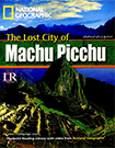 The Lost City of Machu Picchu Footpring Reading